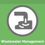 Wastewater Management Icon